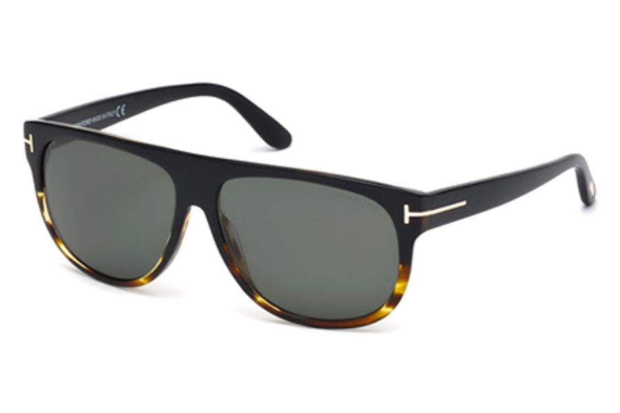 Tom Ford FT0375 Sunglasses in 20B Grey/Other/Gradient Smoke