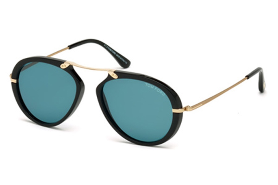 Tom Ford FT0473 Aaron Sunglasses in Tom Ford FT0473 Aaron Sunglasses