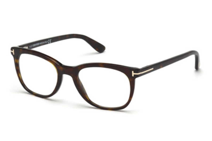 Tom Ford FT5310 Eyeglasses in 052 Dark Havana