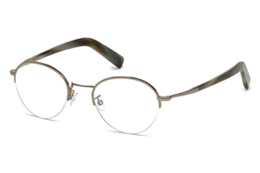 Tom Ford FT5334 Eyeglasses in 034 Shiny Light Bronze