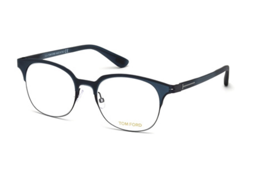 Tom Ford FT5347 Eyeglasses in 089 Turquoise/Other