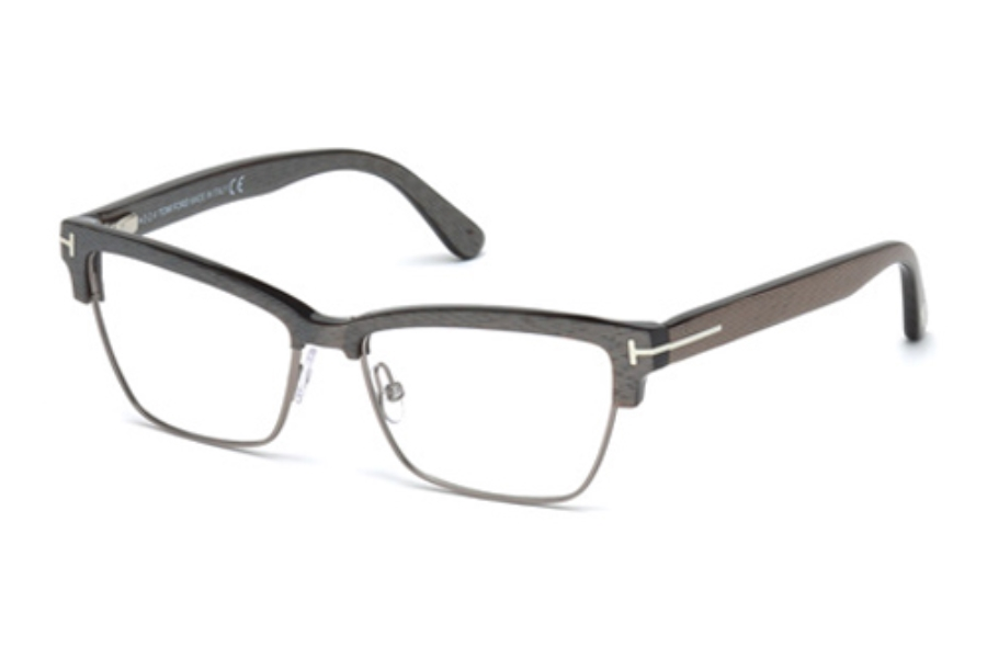 Tom Ford FT5364 Eyeglasses in 020 Grey/Other