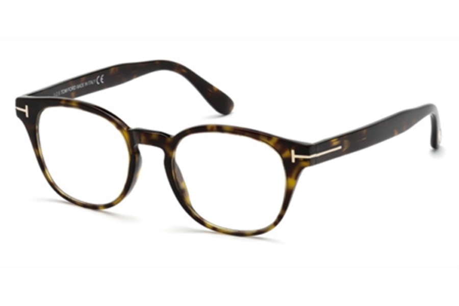 Tom Ford FT5400 Eyeglasses in 052 - Dark Havana