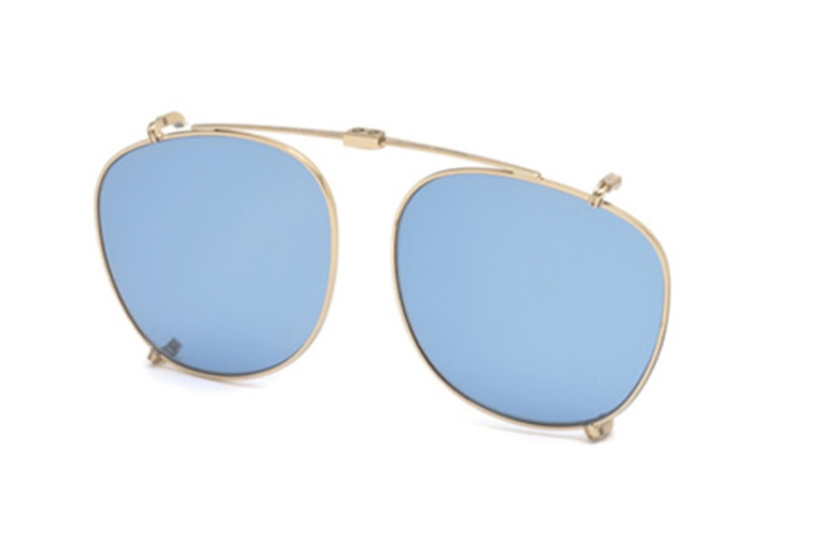5f39ed87a8 Tom Ford FT5401-CL Sunglasses in 28V - Shiny Rose Gold   Blue ...