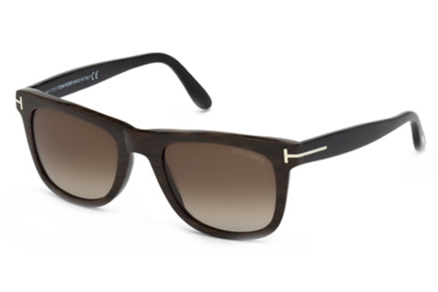 Tom Ford FT9336 Sunglasses in 05K Black/Other / Gradient Roviex