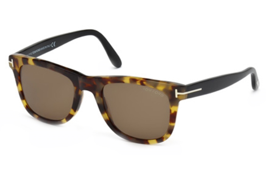 Tom Ford FT9336 Sunglasses in 55J Coloured Havana / Roviex