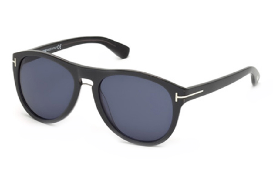 Tom Ford FT9347 Sunglasses in 50J Dark Brown/Other / Roviex