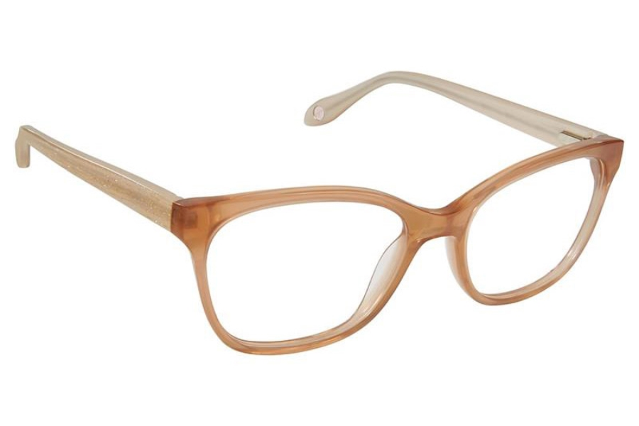 FYSH UK Collection FYSH 3632 Eyeglasses in M309 Blush Ivory