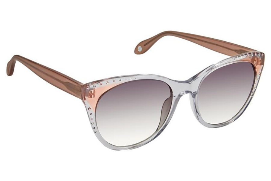FYSH UK Collection FYSH 2040 Sunglasses in S407 Lavender Pink