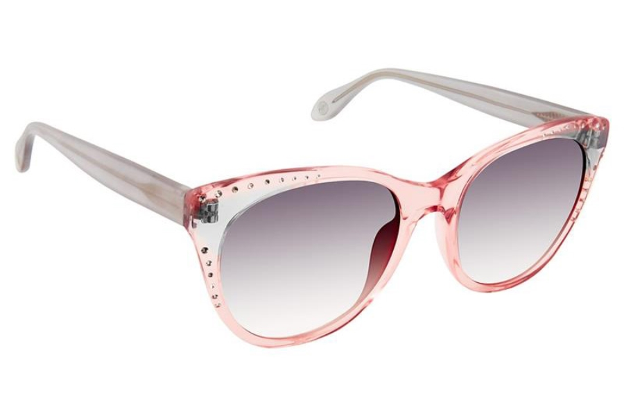 FYSH UK Collection FYSH 2040 Sunglasses in S409 Rose Grey