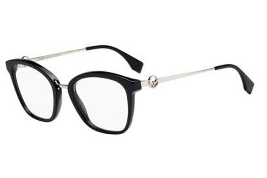 d6fc67117449 ... Dark Havana  Fendi Ff 0307 Eyeglasses in Fendi Ff 0307 Eyeglasses ...
