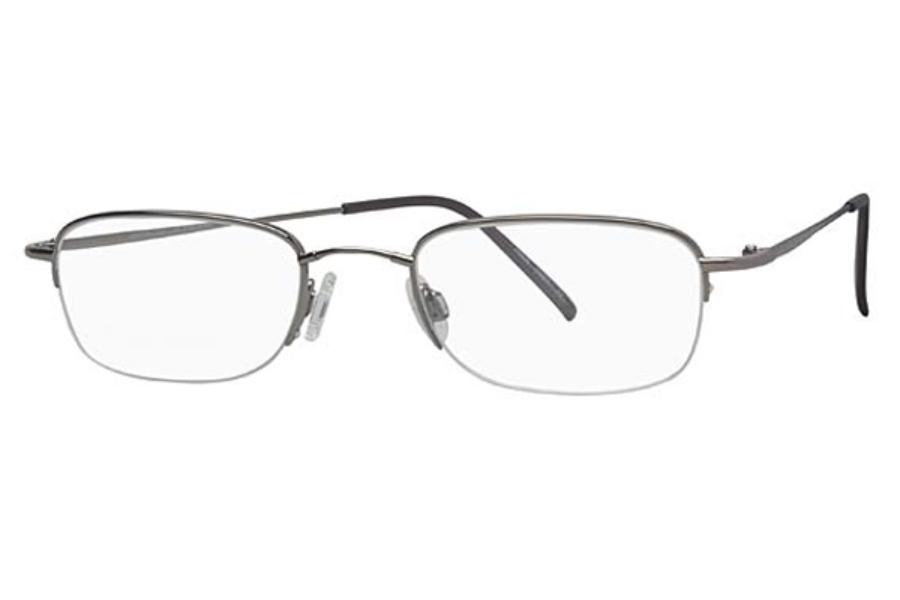 faa7332ee880 Flexon FLEXON 607 Eyeglasses in 001 Black Chrome  Flexon FLEXON 607  Eyeglasses in Flexon FLEXON 607 Eyeglasses ...