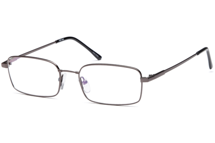 Flexure FX-28 Eyeglasses in Gunmetal