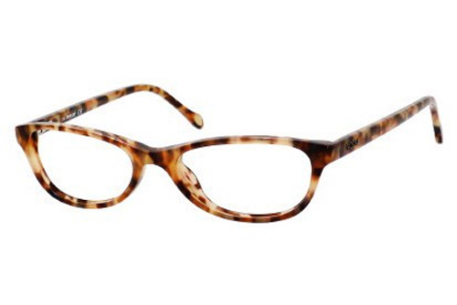ffbc95bf4a5 Fossil MIKAYLA Eyeglasses in 0DS7 Blonde Tortoise ...