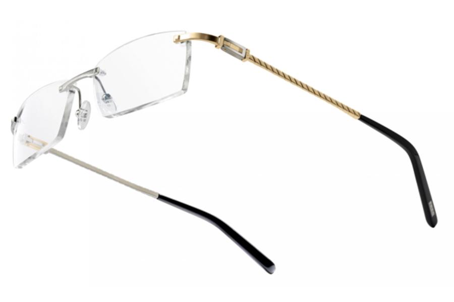 FRED FORCE 10 SAMOA F1 8329 Eyeglasses