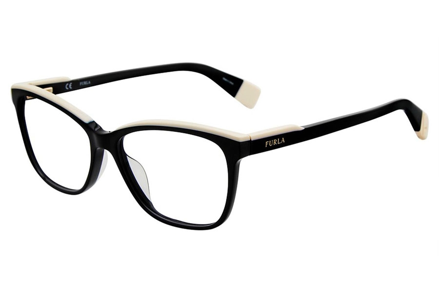 Furla VU4970N Eyeglasses in 0700 Black