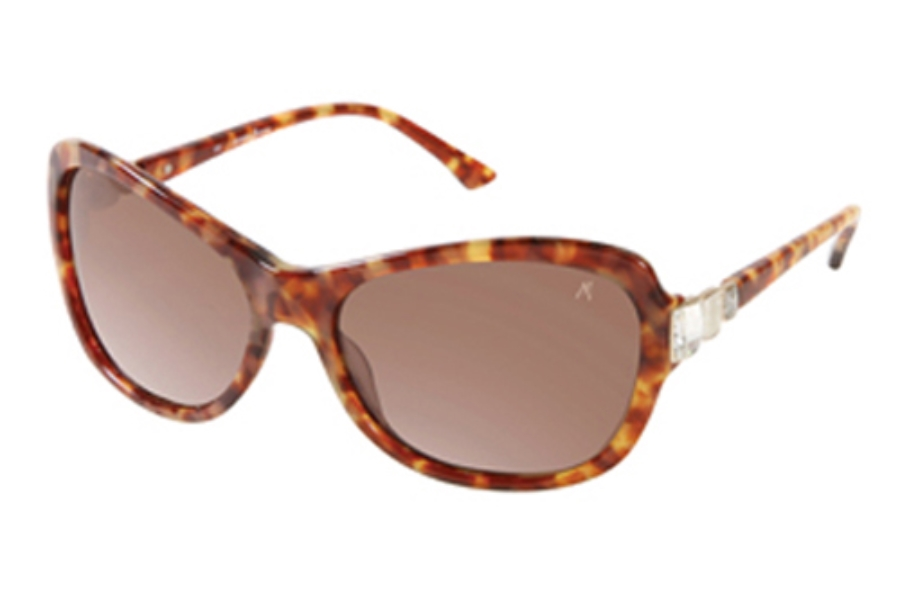 Guess by Marciano GM 652 Sunglasses in HNY-1  Honey Tort