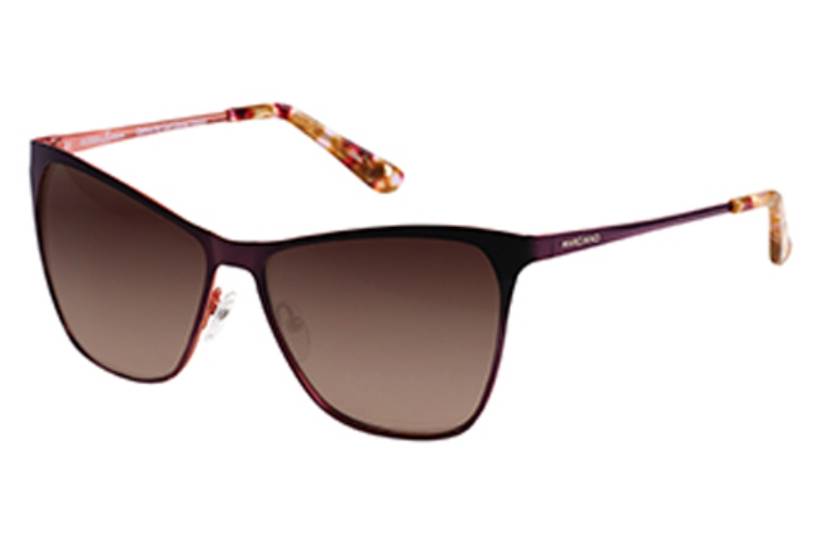 Guess by Marciano GM 713 Sunglasses in PUR-34: Purple/Rose