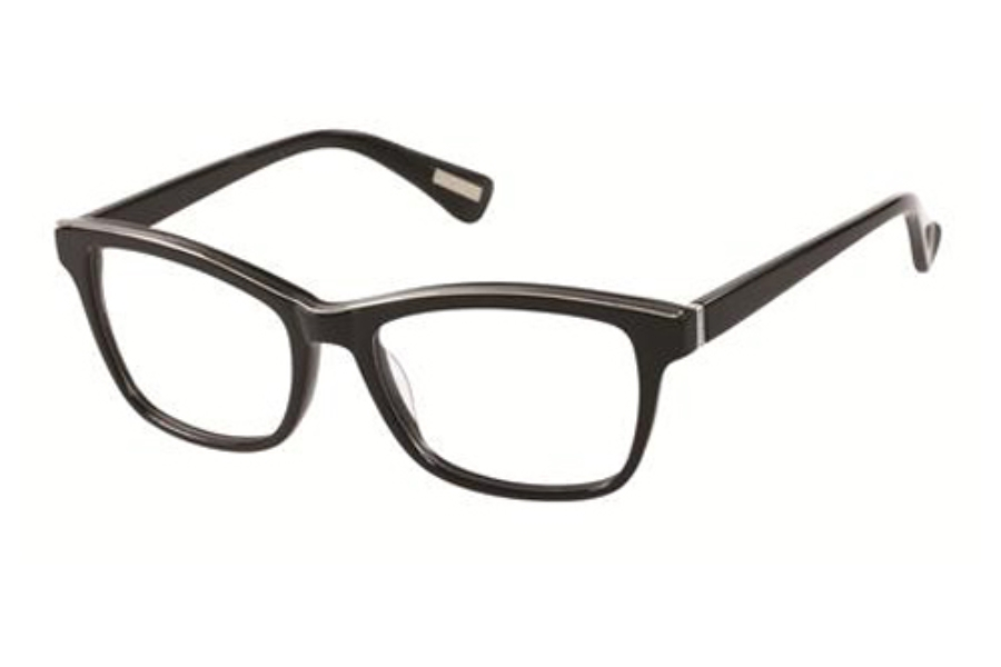 Guess by Marciano GM 246 (GM0246) Eyeglasses in B84 (BLK)