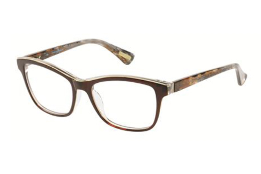 Guess by Marciano GM 246 (GM0246) Eyeglasses in D96 (BRN)