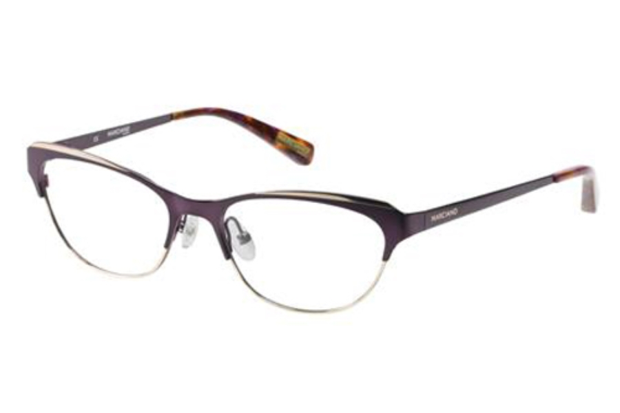 Guess by Marciano GM 253 Eyeglasses in O24 (PUR)