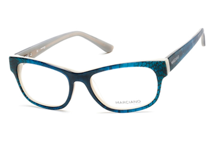 Guess by Marciano GM 261 Eyeglasses in 092 Blue/Other