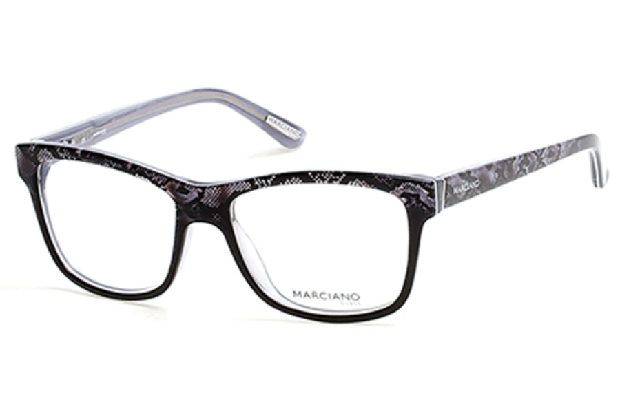Guess by Marciano GM 279 Eyeglasses in 005 - Black/Other