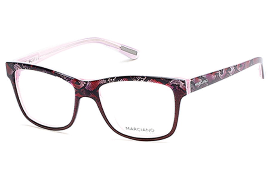 Guess by Marciano GM 279 Eyeglasses in 083 - Violet/Other
