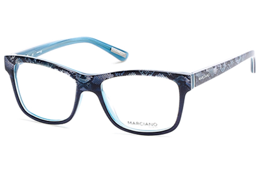 Guess by Marciano GM 279 Eyeglasses in 092 - Blue/Other