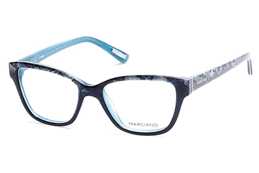 Guess by Marciano GM 280 Eyeglasses in 092 - Blue/Other