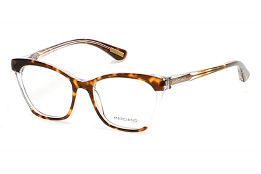 Guess by Marciano GM 287 Eyeglasses in 056 - Havana/Other