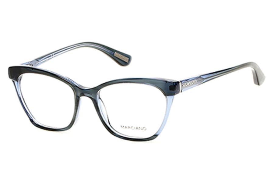Guess by Marciano GM 287 Eyeglasses in 092 - Blue/Other