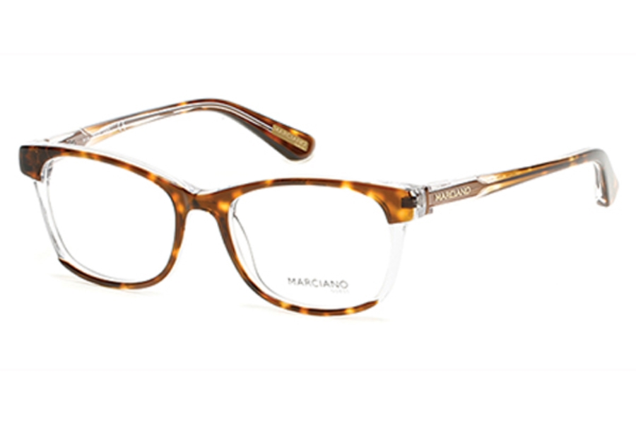 Guess by Marciano GM 288 Eyeglasses in 056 - Havana/Other