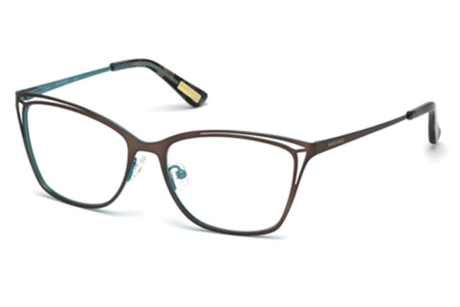 Guess by Marciano GM 310 Eyeglasses in 049 - Matte Dark Brown