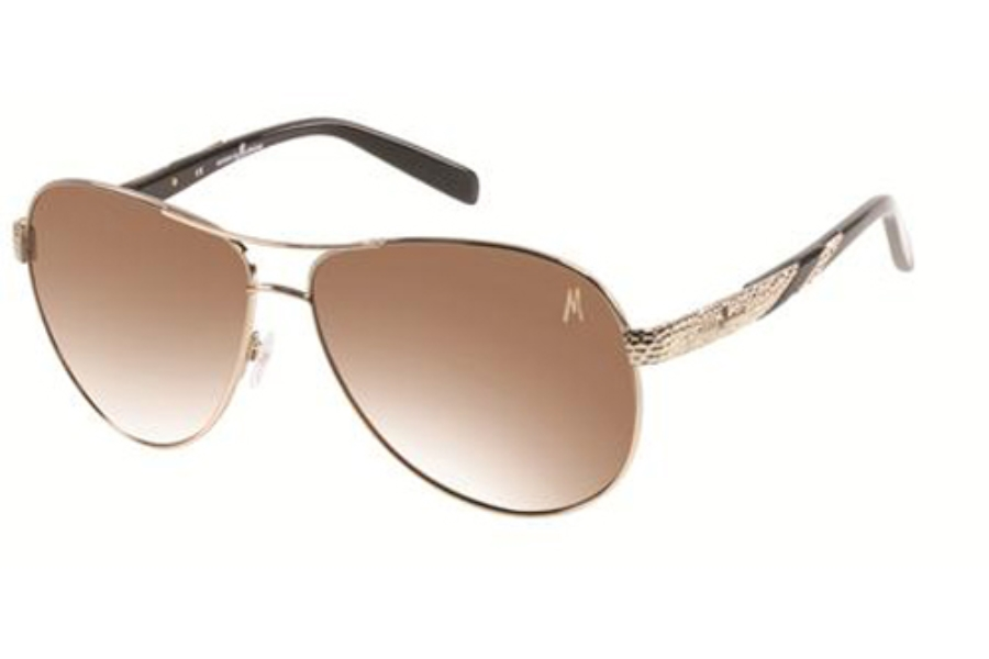 Guess by Marciano GM 697 Sunglasses in H56 (GLD-1)