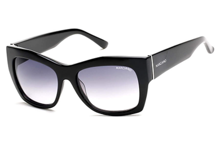 Guess by Marciano GM 715 Sunglasses in Q00 (SBLK-35)