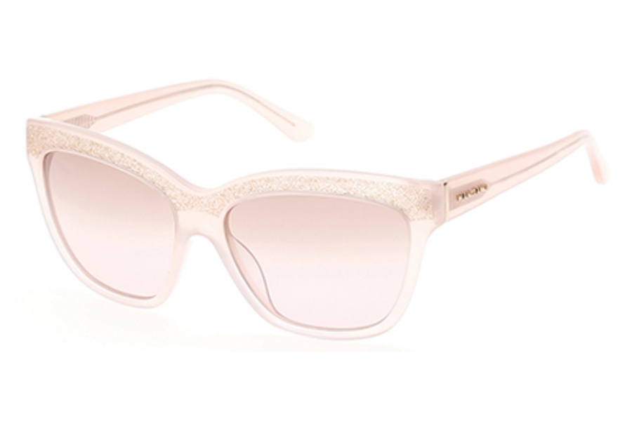 NEW GUESS BY MARCIANO GM729 74F PINK SUNGLASSES WOMEN/'S FRAMES GM 729 W//CASE