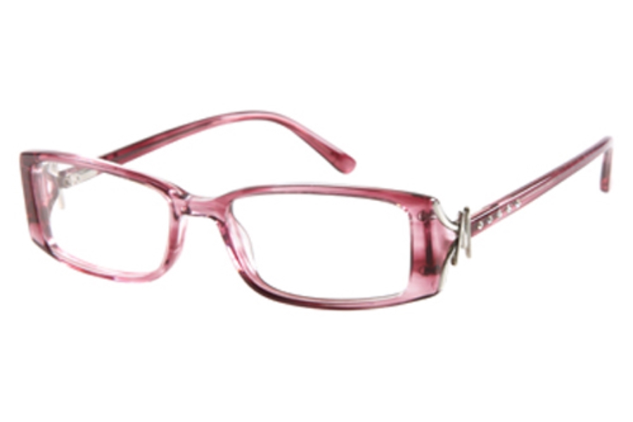 Guess by Marciano GM 146 Eyeglasses in RO: ROSE STRIATED
