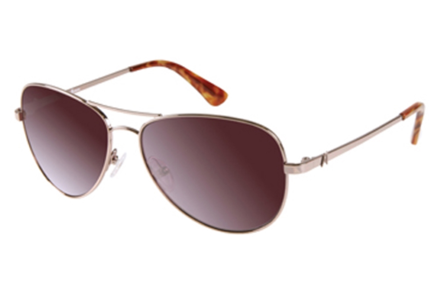 Guess by Marciano GM 626 Sunglasses in ROPK-50: SHINY ROSE