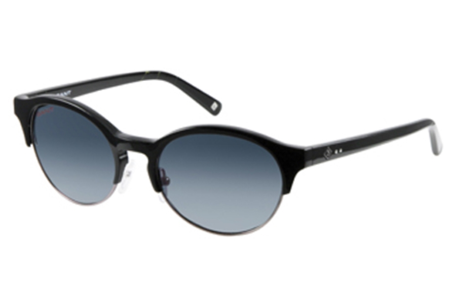 Gant Rugger GRS ROYCE Sunglasses in BLK-3: SOLID BLACK