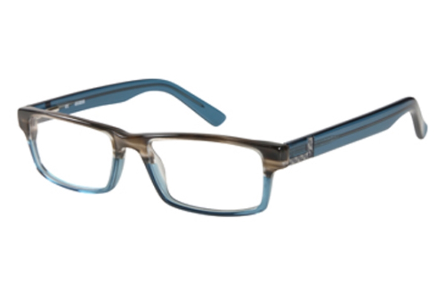 Guess GU 1750 Eyeglasses in GRYBL: Grey/Blue