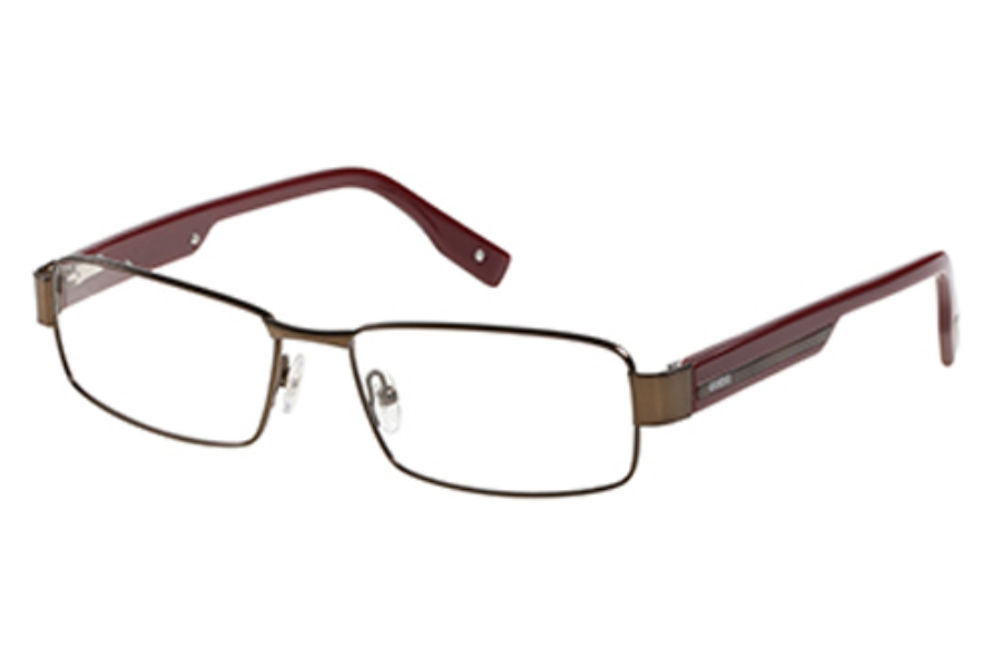 Guess GU 1819 Eyeglasses in BRN: Satin Brown