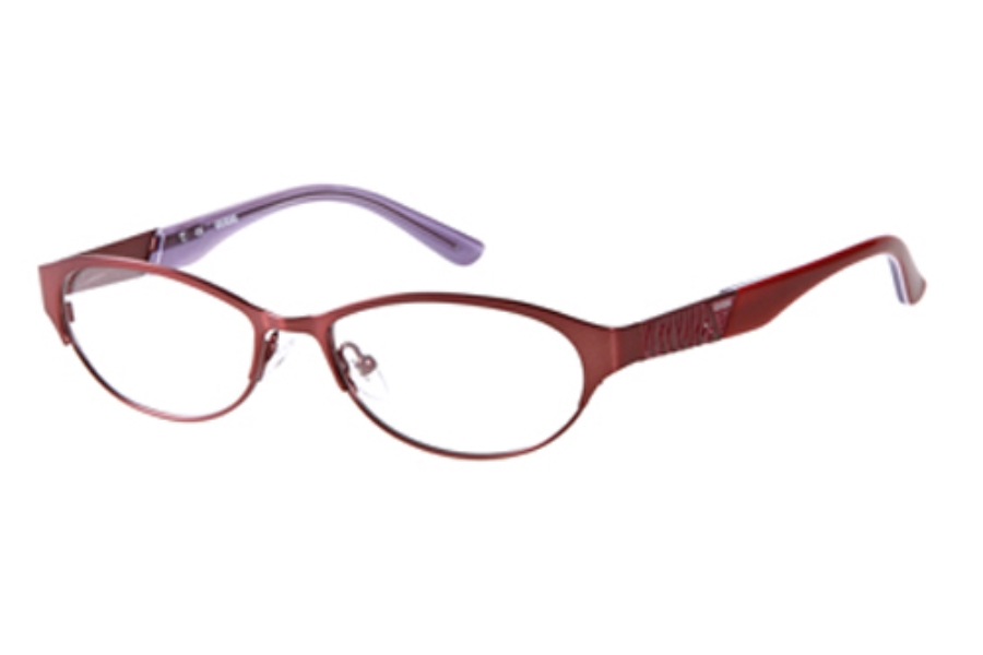 Guess GU 2354 Eyeglasses in BU Satin Burgundy