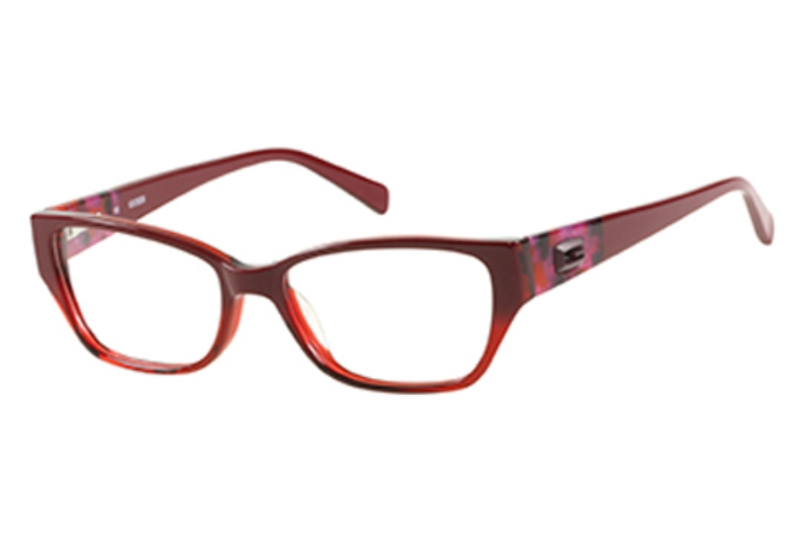 Guess GU 2408 Eyeglasses in RD: Red