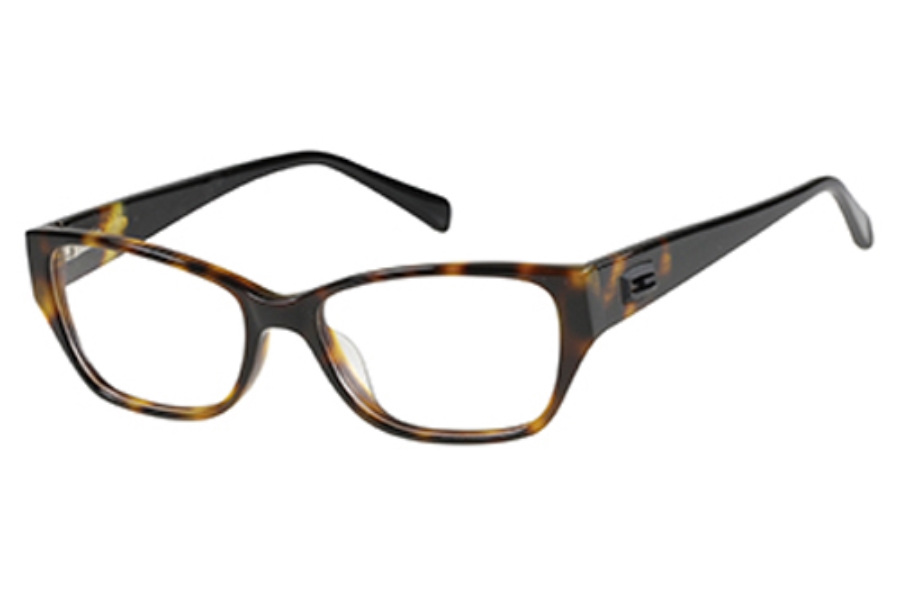 Guess GU 2408 Eyeglasses in TO: Tortoise