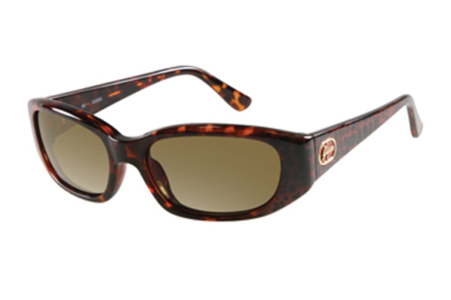 Guess GU 7219 Sunglasses in TO-1 Tortoise