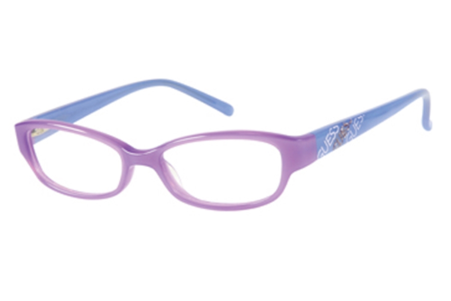 Guess GU 9099 Eyeglasses in PUR: Purple