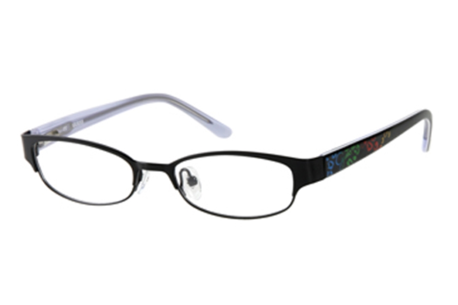 Guess GU 9110 Eyeglasses in BLK: Satin Black