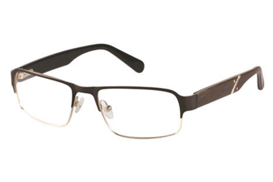 Guess GU 1836 Eyeglasses in D96 (BRN)