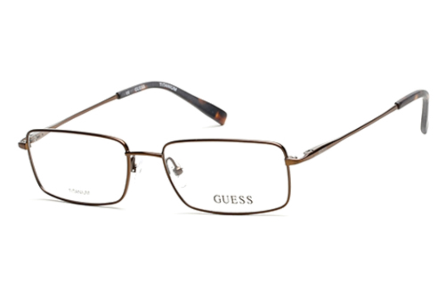 Guess GU 1855 Eyeglasses in D96 (BRN)
